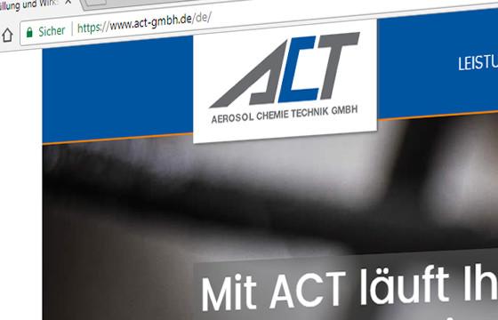 ACT Aerosol Chemie Technik