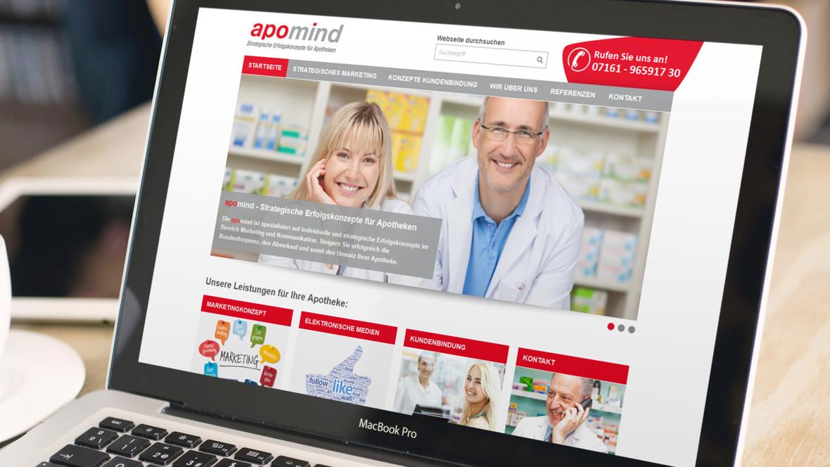 apomind UG – Strategische Erfolgskonzepte für Apotheken