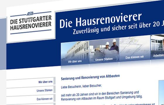 Die Stuttgarter Hausrenovierer