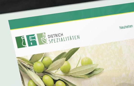 Dietrich Spezialitäten