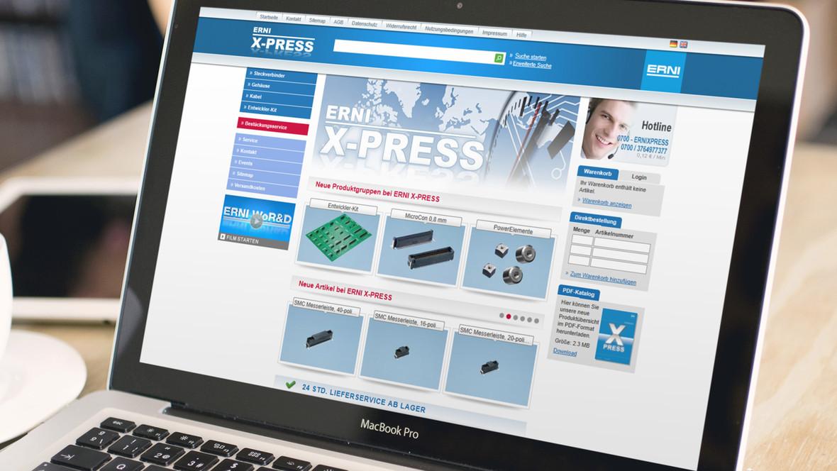 ERNI X-PRESS
