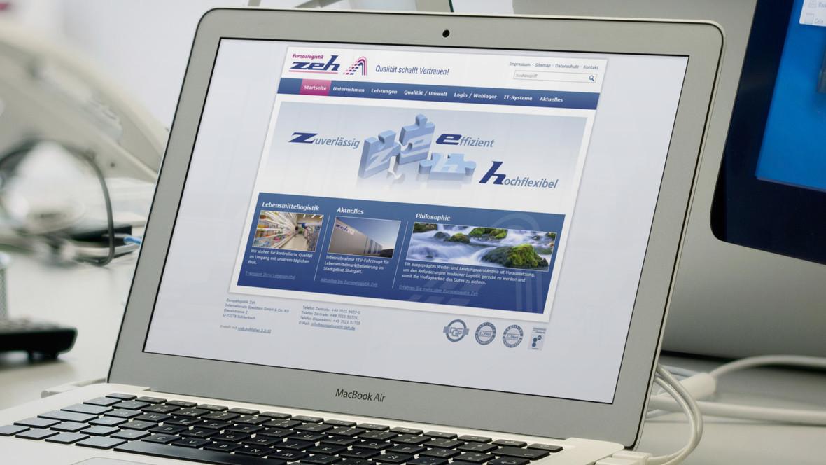Innovativer und leistungsfähiger Logistikpartner - Europalogistik-Zeh