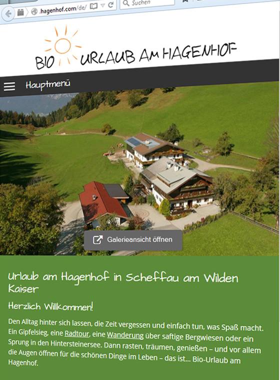 Pension-Biobauernhof Hagenhof