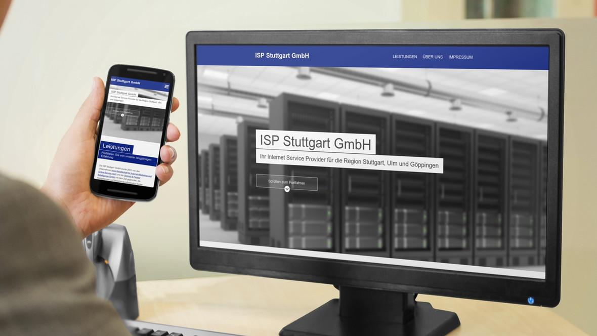 Der Internet Service Provider für die Region Stuttgart, Ulm und Göppingen