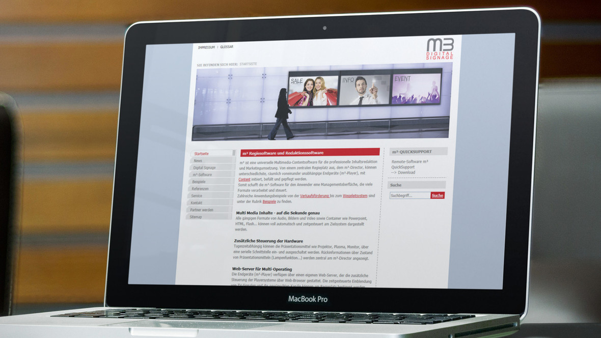 Multimedia-Contentsoftware für die professionelle Inhaltsredaktion und Marketingumsetzung