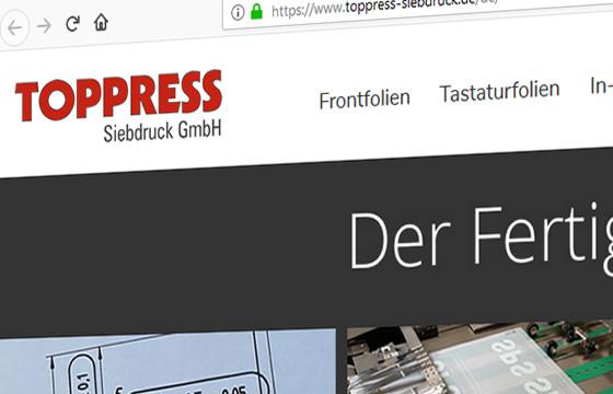Toppress Siebdruck GmbH