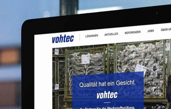 vohtec Rissprüfung GmbH / vohtec Labor GmbH