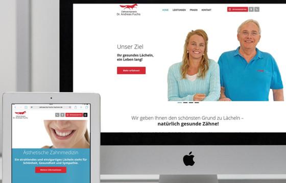 Zahnarztpraxis Dr. A. Fuchs